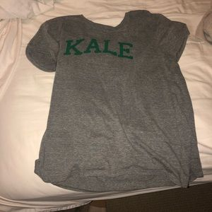 """Urban Outfitters """"Kale"""" tee"""